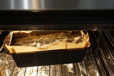 gf bread baking