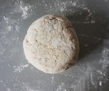 gf bread dough ball