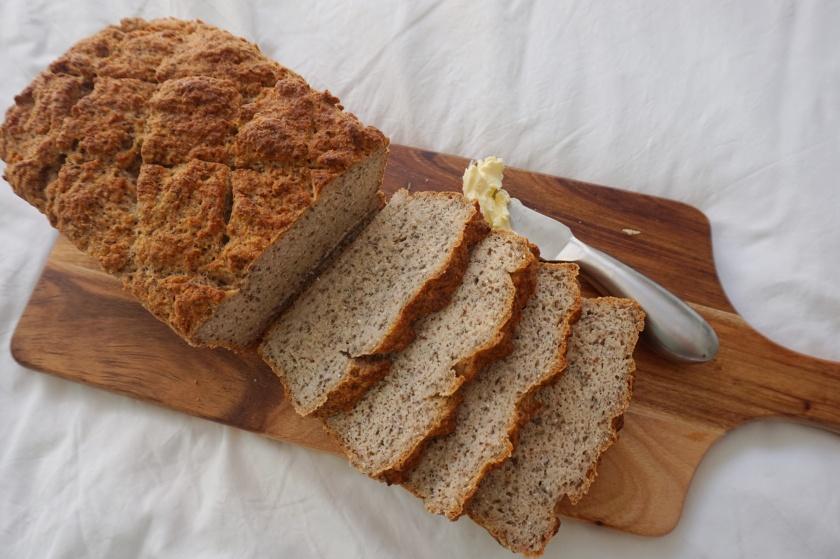 Gluten free bread 1
